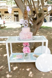 Vintage Pastel Pony themed birthday party Full of Really Cute Ideas via Kara's Party Ideas | Cake, decor, cupcakes, games and more! KarasPartyIdeas.com #ponyparty #pinkpony #partyideas #partydecor #karaspartyideas (8)