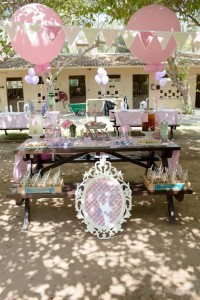 Vintage Pastel Pony themed birthday party Full of Really Cute Ideas via Kara's Party Ideas | Cake, decor, cupcakes, games and more! KarasPartyIdeas.com #ponyparty #pinkpony #partyideas #partydecor #karaspartyideas (4)