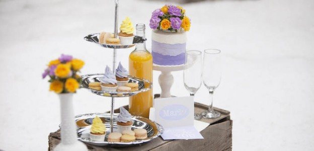 Winterland Wedding Proposal Dessert Table with Such Gorgeoud Ideas via Kara's Party Ideas Kara Allen KarasPartyIdeas.com #winterwedding #weddingproposalideas #winterlanddesserttable #weddingdesserttable #partyideas #partydecor (1)