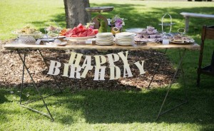 Vintage Quaint 1st birthday party Full of Cute Ideas via Kara's Party Ideas KarasPartyIdeas.com #vintagebirthdayparty #firstbirthday #partyideas #partydecor (6)