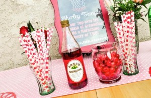 Shirley Temple 1st Birthday Party with Such Cute Ideas via Kara's Party Ideas KarasPartyIdeas.com #shirleytemple #firstbirthday #vintagepartyideas #partydecor #partyideas (15)