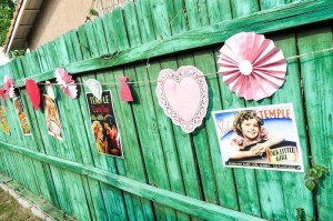 Shirley Temple 1st Birthday Party with Such Cute Ideas via Kara's Party Ideas KarasPartyIdeas.com #shirleytemple #firstbirthday #vintagepartyideas #partydecor #partyideas (10)