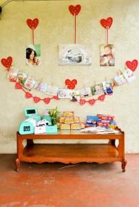Shirley Temple 1st Birthday Party with Such Cute Ideas via Kara's Party Ideas KarasPartyIdeas.com #shirleytemple #firstbirthday #vintagepartyideas #partydecor #partyideas (31)