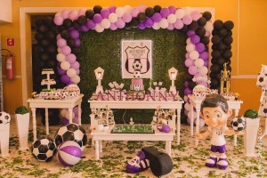 Soccer Themed Birthday Party with So Many Awesome Ideas via Kara's Party Ideas KarasPartyIdeas.com #soccerparty #sports #soccercake #sportsparty #partydecor #partyideas (48)