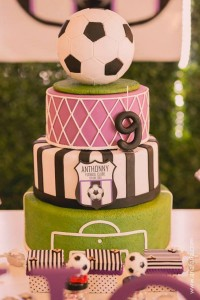 Soccer Themed Birthday Party with So Many Awesome Ideas via Kara's Party Ideas KarasPartyIdeas.com #soccerparty #sports #soccercake #sportsparty #partydecor #partyideas (3)