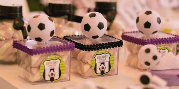 Soccer Themed Birthday Party with So Many Awesome Ideas via Kara's Party Ideas KarasPartyIdeas.com #soccerparty #sports #soccercake #sportsparty #partydecor #partyideas (1)