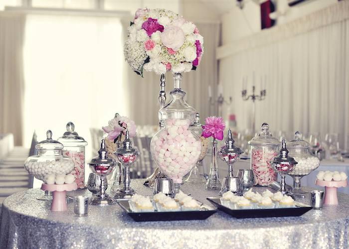 Sweet 16 Birthday Party With Such Beautiful Ideas Via Karas KarasPartyIdeas