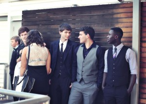 Sweet 16 Birthday Party with Such Beautiful Ideas via Kara's Party Ideas KarasPartyIdeas.com #sweetsixteen #weddingreception #tweenbirthdayparty #wedding #partydecor #partyideas (3)