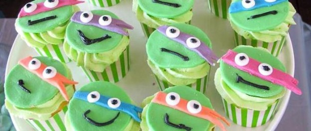 teenage mutant ninja turtle themed birthday party via Kara's party ideas tmnt karaspartyideas.com #tmnt #partyideas