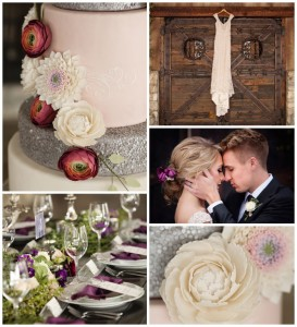 Elegant Winter Wedding with Such Gorgeous Ideas via Kara's Party Ideas KarasPartyIdeas.com #winterwedding #weddingcake #weddingideas #weddingdecor #karaspartyideas (53)