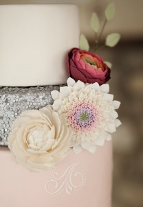 Elegant Winter Wedding with Such Gorgeous Ideas via Kara's Party Ideas KarasPartyIdeas.com #winterwedding #weddingcake #weddingideas #weddingdecor #karaspartyideas (34)