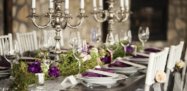 Elegant Winter Wedding with Such Gorgeous Ideas via Kara's Party Ideas KarasPartyIdeas.com #winterwedding #weddingcake #weddingideas #weddingdecor #karaspartyideas (1)