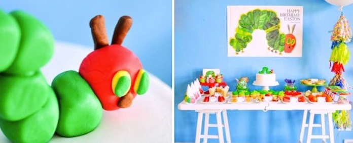Kara S Party Ideas The Very Hungry Caterpillar 3rd