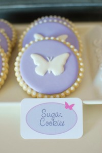 Butterfly themed birthday party with Lots of Cute Ideas via Kara's Party Ideas | Cake, decor, cupcakes, games and more! KarasPartyIdeas.com #butterflyparty #partyideas #partydecor #partyplanning #partystyling #eventstyling (8)