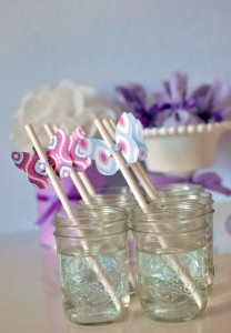 Butterfly themed birthday party with Lots of Cute Ideas via Kara's Party Ideas | Cake, decor, cupcakes, games and more! KarasPartyIdeas.com #butterflyparty #partyideas #partydecor #partyplanning #partystyling #eventstyling (5)