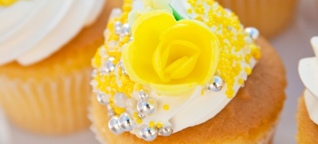 Yellow and White First Communion Party with Lots of Really Pretty Ideas via Kara's Party Ideas KarasPartyIdeas.com #firstcommunion #communionpartyideas #firstcommunionparty #partydecor #partyplanning #genderneutral (1)