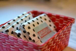 1950's Housewife themed Bridal Shower with SUCH CUTE IDEAS via Kara's Party Ideas KarasPartyIdeas.com #housewifebridalshower #1950sparty #bridalshowerideas #partyideas #karaspartyideas (41)