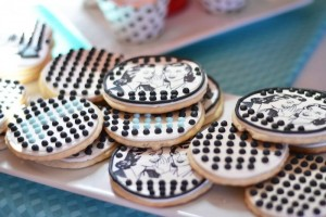 1950's Housewife themed Bridal Shower with SUCH CUTE IDEAS via Kara's Party Ideas KarasPartyIdeas.com #housewifebridalshower #1950sparty #bridalshowerideas #partyideas #karaspartyideas (37)