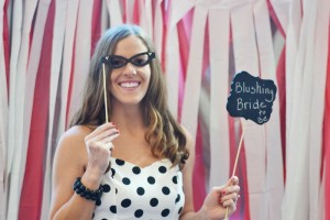 1950's Housewife themed Bridal Shower with SUCH CUTE IDEAS via Kara's Party Ideas KarasPartyIdeas.com #housewifebridalshower #1950sparty #bridalshowerideas #partyideas #karaspartyideas (15)