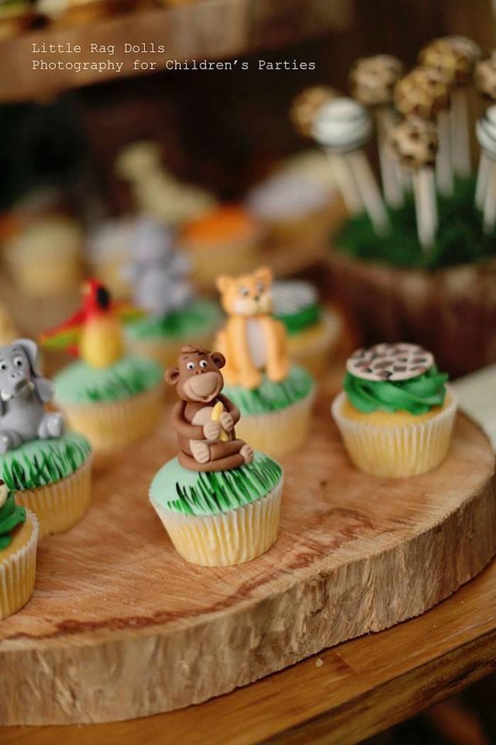 Jungle Themed Birthday Party With Such Cute Ideas Via Karas KarasPartyIdeas