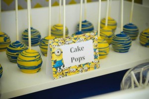 Despicable Me Minion themed birthday party via Kara's Party Ideas | Games, decor, cakes, party supplies, and MORE! KarasPartyIdeas,com #minionparty #minions #despicableme #despicablemeparty #partyplaning #partyideas #partystlying #partydecor (31)