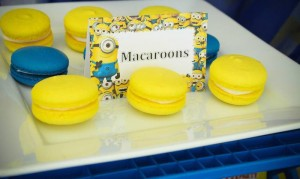Despicable Me Minion themed birthday party via Kara's Party Ideas | Games, decor, cakes, party supplies, and MORE! KarasPartyIdeas,com #minionparty #minions #despicableme #despicablemeparty #partyplaning #partyideas #partystlying #partydecor (6)