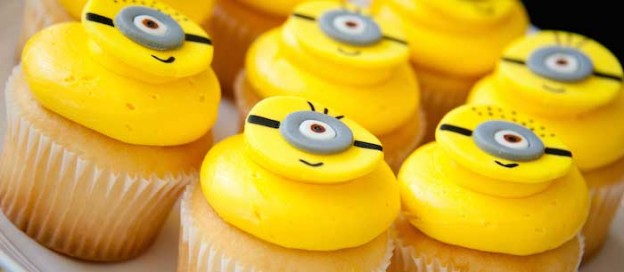 Despicable Me Minion themed birthday party full of fabulous ideas via kara's party ideas! full of decorating ideas, dessert, cake, cupcakes, favors and more! KarasPartyIdeas.com #minion #minionparty #despicableme #despicablemeparty #partyideas #partyplanning #partydecor #partydesign (1)