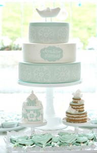 Mint and White Bird Themed Baptism Party with SUCH DARLING IDEAS via Kara's Party Ideas! full of decorating ideas, dessert, cake, cupcakes, favors and more! KarasPartyIdeas.com #baptism #baptismparty #birdparty #baptsimsdesserttable #birdbaptism #whitecake #partyideas #partyplanning (4)