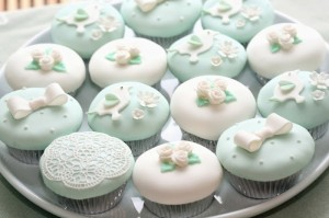 Mint and White Bird Themed Baptism Party with SUCH DARLING IDEAS via Kara's Party Ideas! full of decorating ideas, dessert, cake, cupcakes, favors and more! KarasPartyIdeas.com #baptism #baptismparty #birdparty #baptsimsdesserttable #birdbaptism #whitecake #partyideas #partyplanning (10)