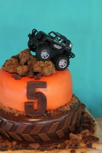 Monster Truck themed birthday party with lots of awesome ideas via Kara's Party Ideas KarasPartyIdeas.com #monstertruck #monstertruckparty #partyideas (22)