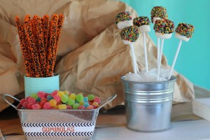 Monster Truck themed birthday party with lots of awesome ideas via Kara's Party Ideas KarasPartyIdeas.com #monstertruck #monstertruckparty #partyideas (20)