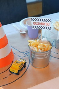 Monster Truck themed birthday party with lots of awesome ideas via Kara's Party Ideas KarasPartyIdeas.com #monstertruck #monstertruckparty #partyideas (16)