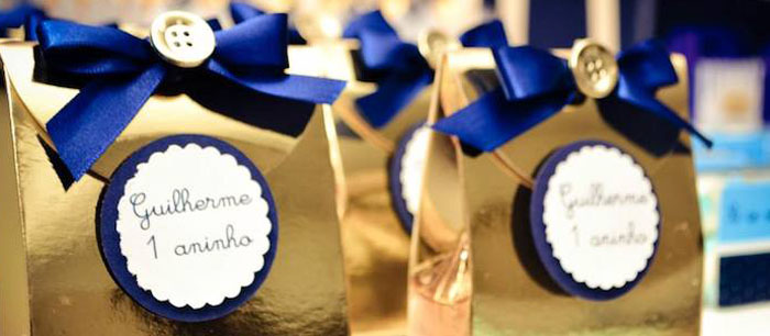 Kara S Party Ideas Le Petit Prince First Birthday Party