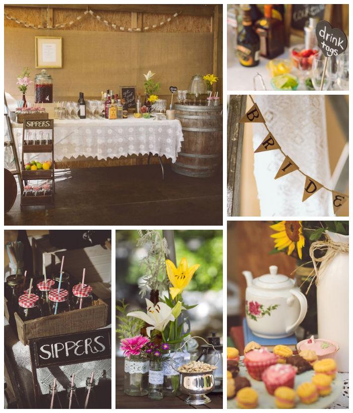 Kara S Party Ideas Vintage Bridal Shower Party Planning Ideas