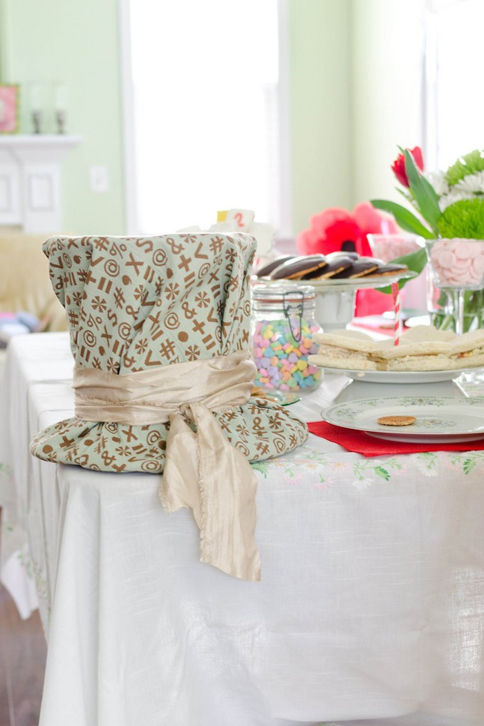 1fc08f8387b1 ... Alice in Wonderland Tea Party with Lots of Fabulous Ideas via Kara s  Party Ideas