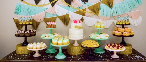 Favorite Things Party By Jenny Cookies For Eat More Dessert Via Karas Ideas KarasPartyIdeas