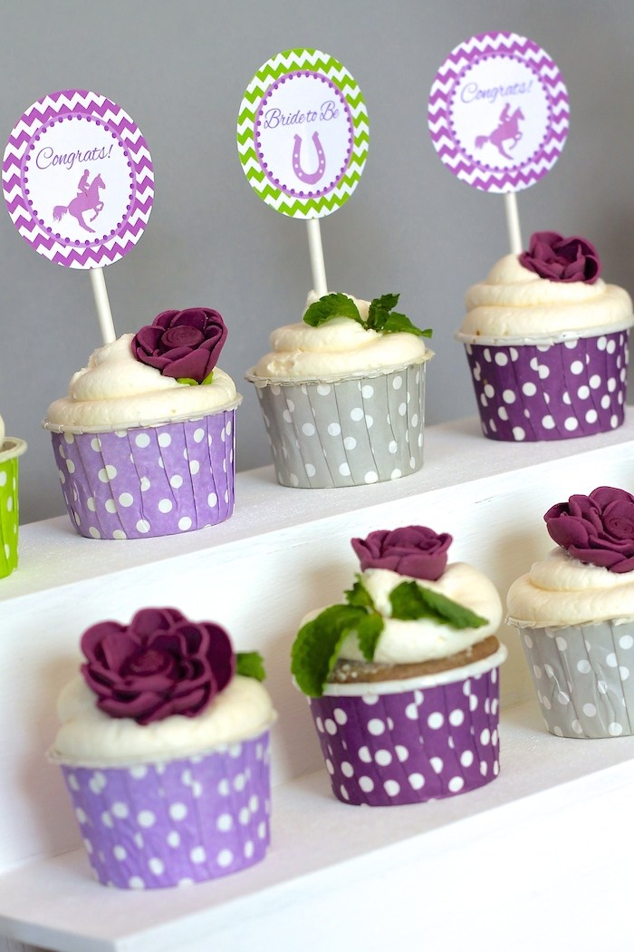 kentucky derby themed bridal shower with so many really cute ideas via karas party ideas