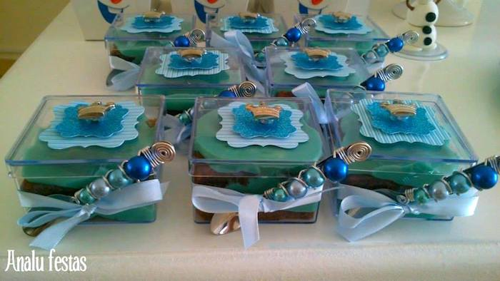 Frozen Themed Birthday Party With So Many Great Ideas Via Karas
