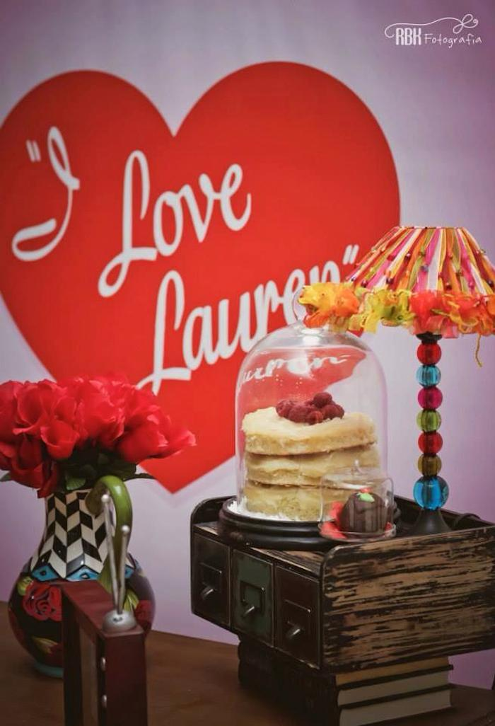 Kara S Party Ideas 187 I Love Lucy Inspired Birthday Party