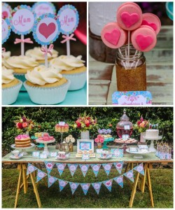 Mother's Day Afternoon Tea Party Dessert Table with Such Gorgeous Ideas via Kara's party ideas! full of decorating ideas, dessert, cake, cupcakes, favors and more! KarasPartyIdeas.com #mothersdayparty #mothersday #teaparty #mothersdayteaparty #partyplanning #partystyling #partydecor #eventstyling #partyideas #partydesign (1)