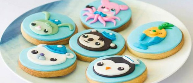 Octonauts themed birthday party with Such Cute Ideas via Kara's Party Ideas | Cake, decor, cupcakes, games, and MORE! KarasPartyIdeas.com #octonauts #octonautsparty #partydecor #partyplanning #partyideas #partystyling (2)