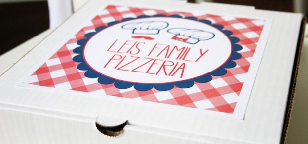 Pizza Chef themed birthday party with Lots of Fun Ideas via Kara's Party Ideas | Cake, decor, desserts, favors, printables, games, and MORE! #pizzaparty #pizzapatisserie #partyideas #partydesign #eventstyling (1)