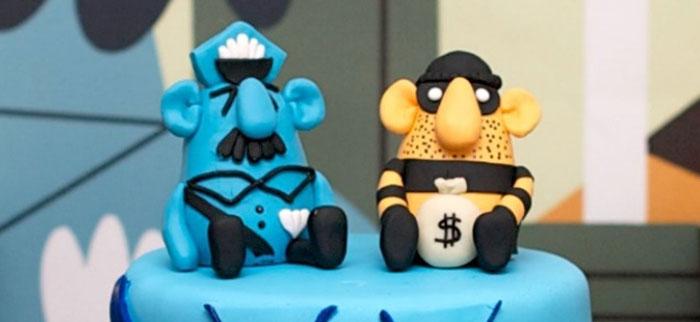 Kara S Party Ideas Policeman Themed Birthday Party Ideas