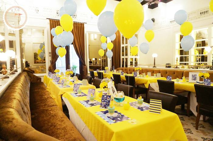 Rubber Ducky Themed Birthday Party With Lots Of Darling Ideas Via Karau0027s  Party Ideas | Full