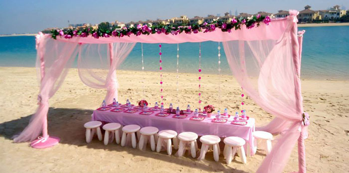 Kara S Party Ideas Seaside Spa Birthday Party Ideas