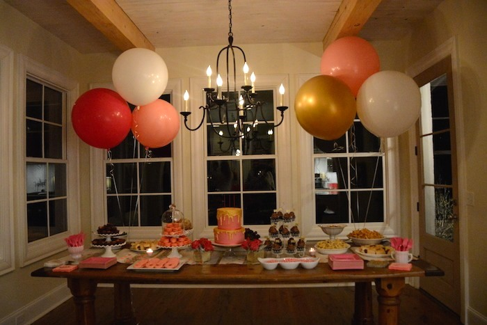 30th Birthday Decor Ideas Image Inspiration of Cake and Birthday