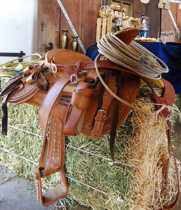 Western Decor For Birthday: Kara's Party Ideas Western Themed 55th Birthday Party With