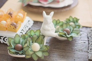 Shabby Chic Woodland Party with Such Cute Party Ideas via Kara's Party Ideas | Full of decorating ideas, cake, cupcakes, desserts, games, and MORE! KarasPartyIdeas.com #shabbychic #easterparty #springparty #woodlandparty #partydecor #partyplanning #partyideas (18)