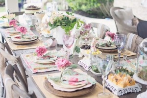 Shabby Chic Woodland Party with Such Cute Party Ideas via Kara's Party Ideas | Full of decorating ideas, cake, cupcakes, desserts, games, and MORE! KarasPartyIdeas.com #shabbychic #easterparty #springparty #woodlandparty #partydecor #partyplanning #partyideas (5)