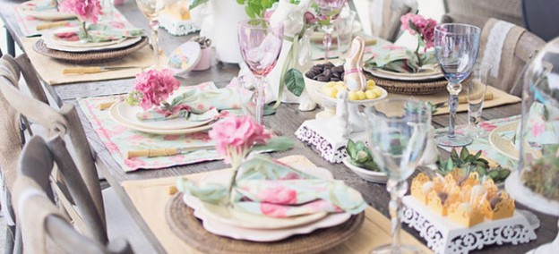 Shabby Chic Woodland Party with Such Cute Party Ideas via Kara's Party Ideas | Full of decorating ideas, cake, cupcakes, desserts, games, and MORE! KarasPartyIdeas.com #shabbychic #easterparty #springparty #woodlandparty #partydecor #partyplanning #partyideas (1)